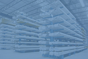 Material Handling Distributor Warehouse Storage Design