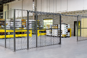 Home-tile-wire-partition