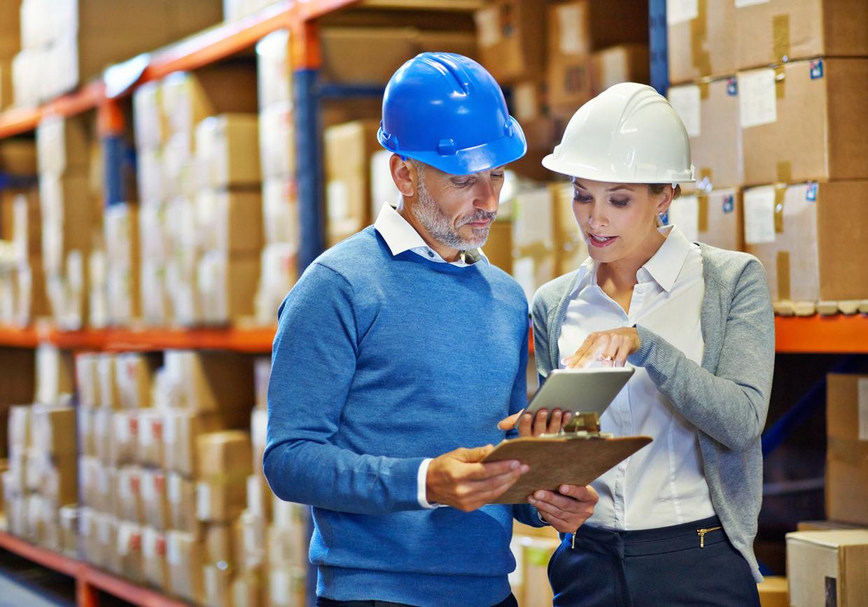 material handling distributor
