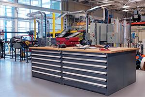 Material Handling Distributor Warehouse Storage Design